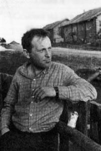 Иосиф Бродский - Коньяк в графине - цвета янтаря...