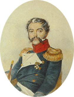 Денис Давыдов -  Товарищу 1812 года, на пути в армию